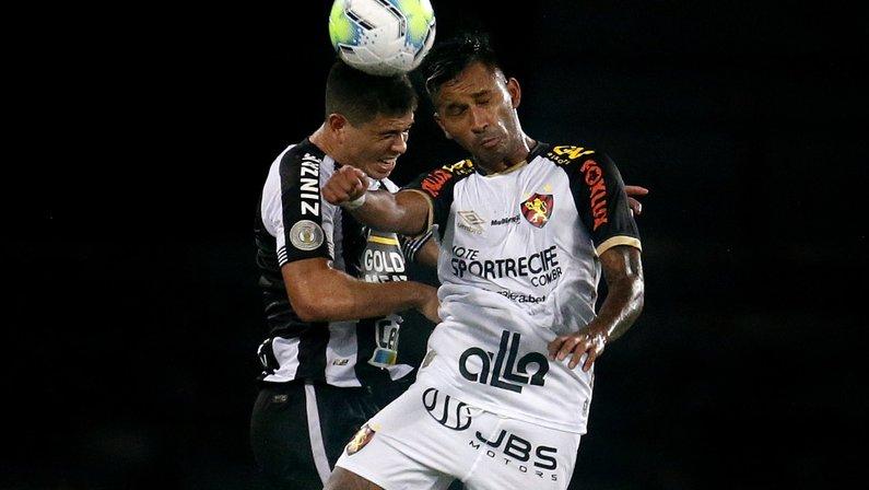 Kevin - Botafogo x Sport