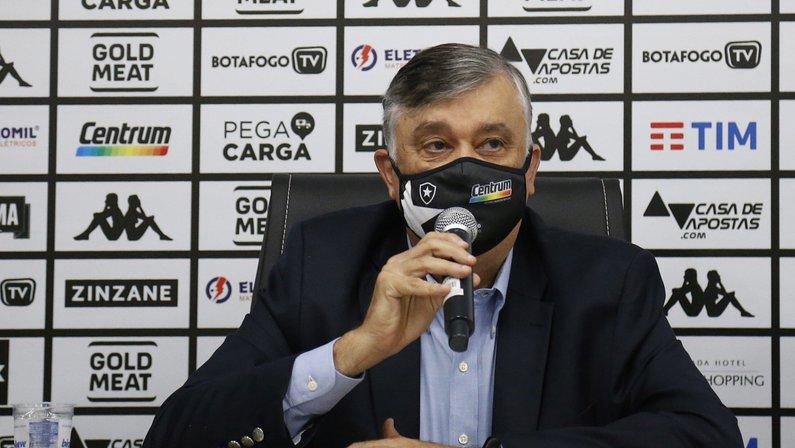 Durcesio Mello - Botafogo