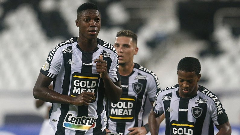 Matheus Babi - Botafogo x São Paulo