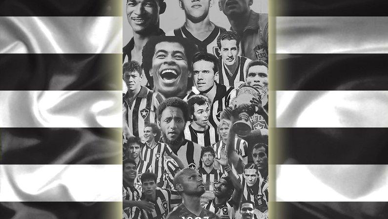 Craques históricos do Botafogo