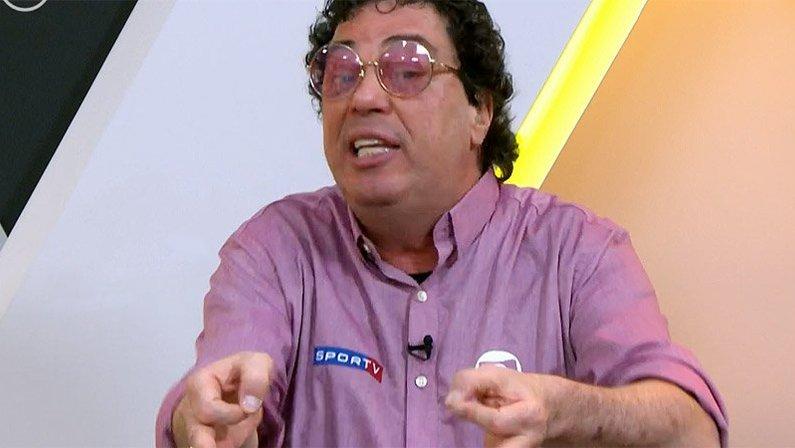 Walter Casagrande enaltece história do Botafogo e diz que gostaria de ter jogado no clube