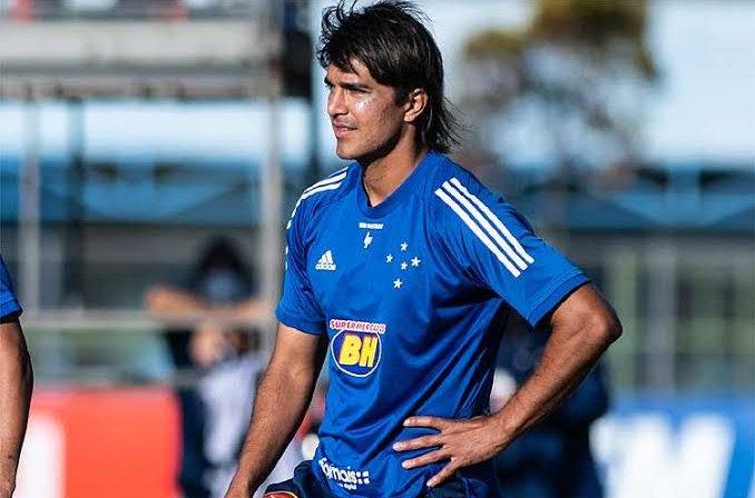 Marcelo Moreno, atacante do Cruzeiro, é especulado no Botafogo
