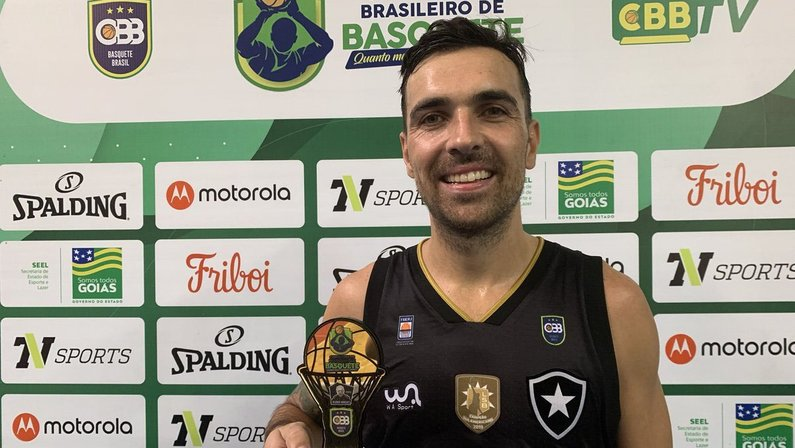 Paulinho Boracini - Vila Nova/AEGB x Botafogo
