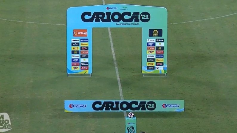 Toten Ferj - Botafogo x Resende - Campeonato Carioca 2021