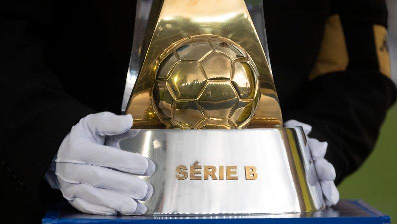 Troféu Taça da Série B do Brasileiro