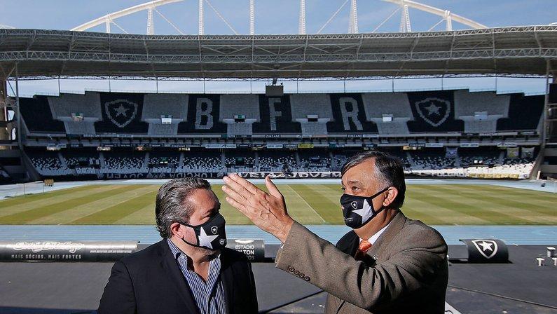 Botafogo responde questionamento sobre valor do plano de sócio-torcedor com direito a voto, já com quase 100 adesões