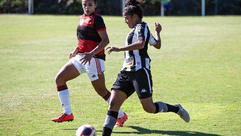 Botafogo x Flamengo - Campeonato Carioca Feminino