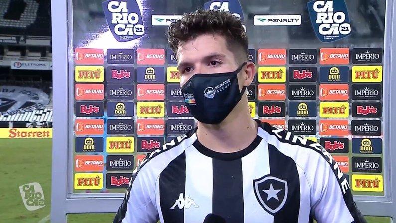 Bruno Nazário - Botafogo x Resende