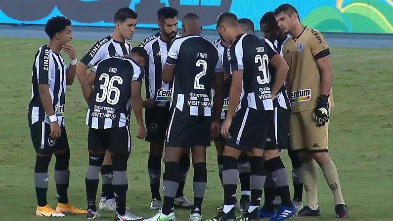 Elenco   Bangu x Botafogo   Campeonato Carioca