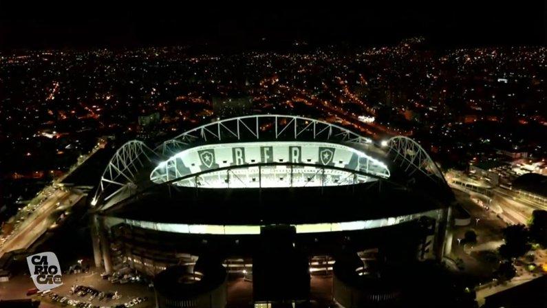 Estádio Nilton Santos Engenhão - Botafogo