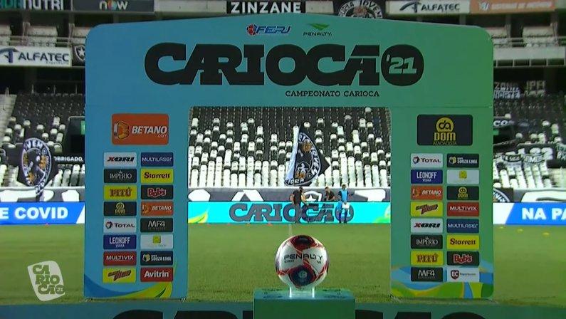 Estádio Nilton Santos Engenhão - Botafogo - Campeonato Carioca Cariocão