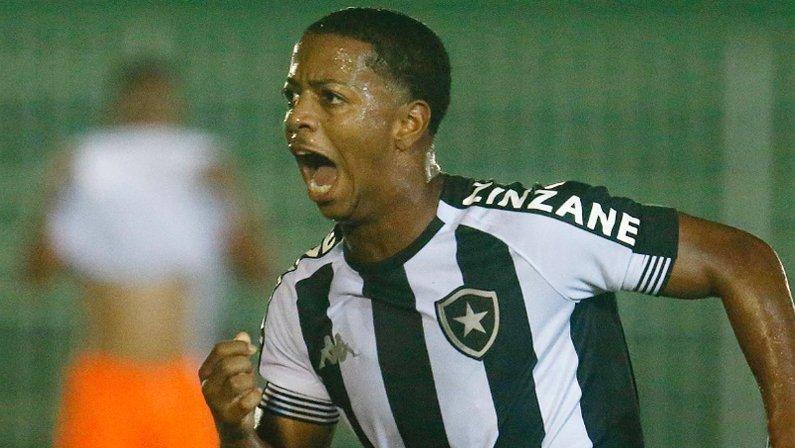 Gol de Ênio em Nova Iguaçu x Botafogo | Campeonato Carioca 2021