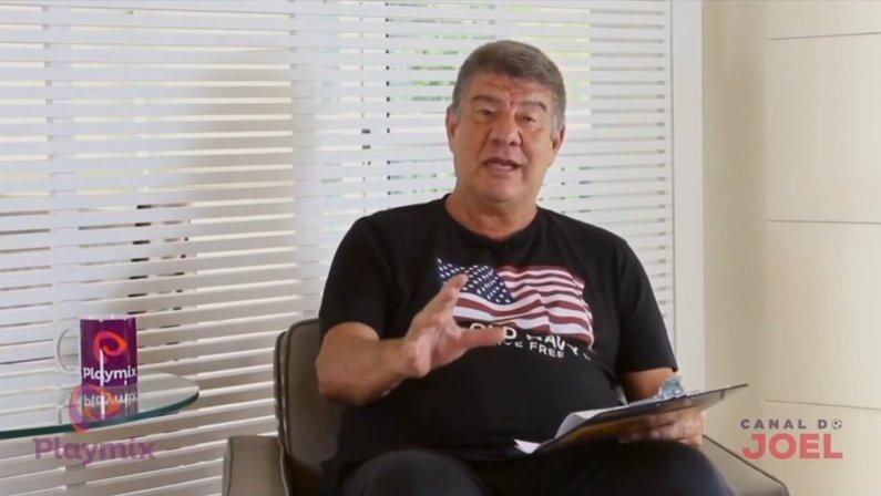 Joel Santana, ex-técnico do Botafogo