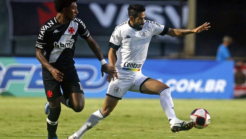 Jonathan - Vasco x Botafogo - Campeonato Carioca 2021