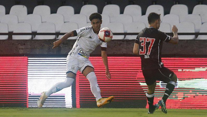 Paulo Victor, o PV | Vasco x Botafogo