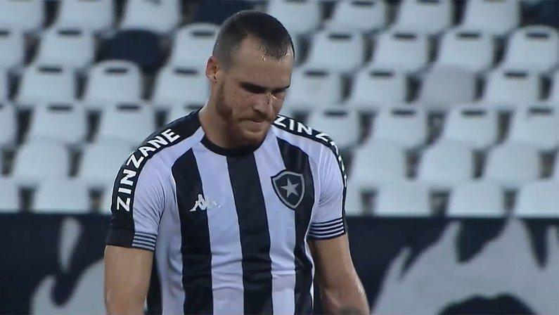Pedro Castro   Bangu x Botafogo   Campeonato Carioca