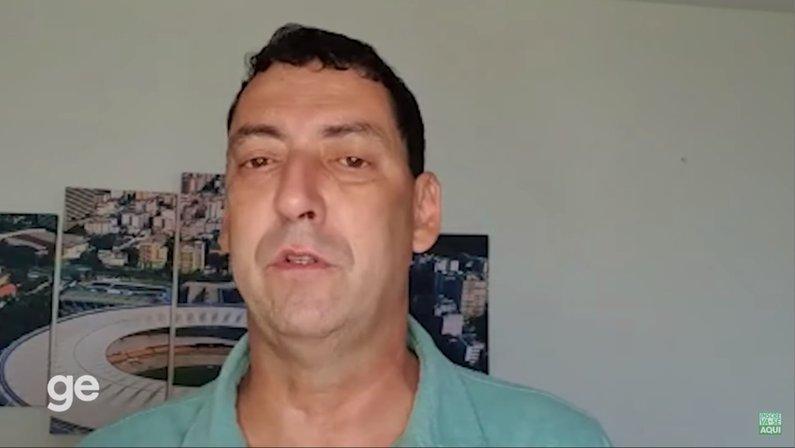 PVC analisa empate entre Vasco e Botafogo