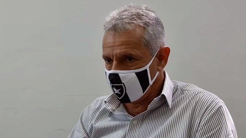 Vinicius Assumpção, vice-presidente geral do Botafogo