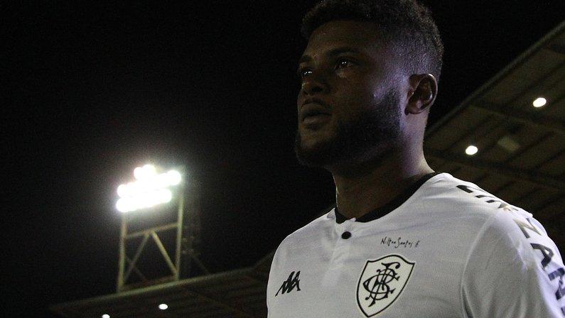 Rafael Carioca   Botafogo x Volta Redonda   Campeonato Carioca 2021
