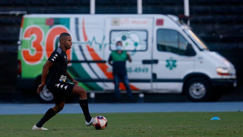 Rickson ganha fôlego na reta final de contrato com Botafogo; Luiz Otávio perde espaço