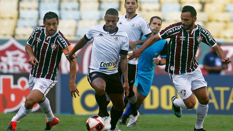 Rickson - Fluminense x Botafogo