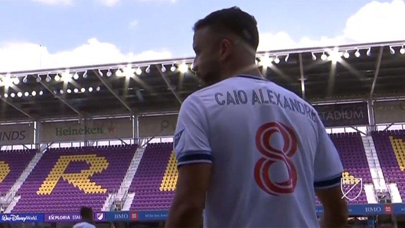 Caio Alexandre - Toronto FC x Vancouver Whitecaps
