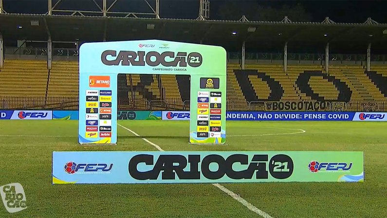Campeonato Carioca Cariocão | Estádio Raulino de Oliveira