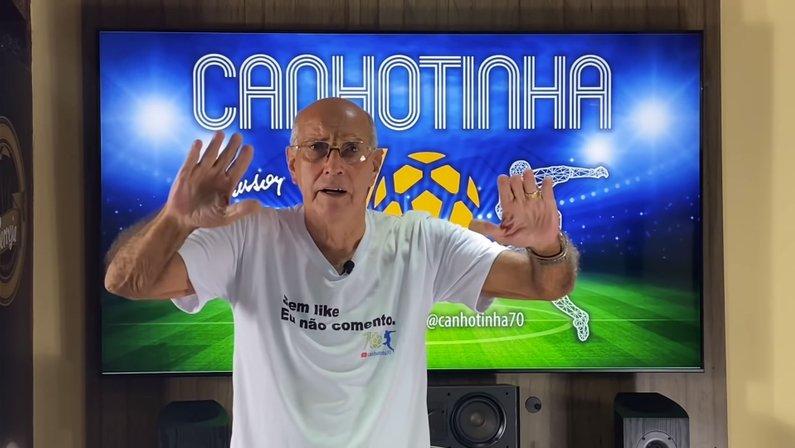 Gerson Canhotinha de Ouro analisa Fluminense 1x0 Botafogo pelo Campeonato Carioca