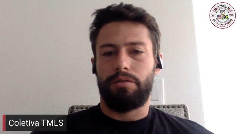 João Paulo, ex-Botafogo, fala sobre Caio Alexandre e a MLS