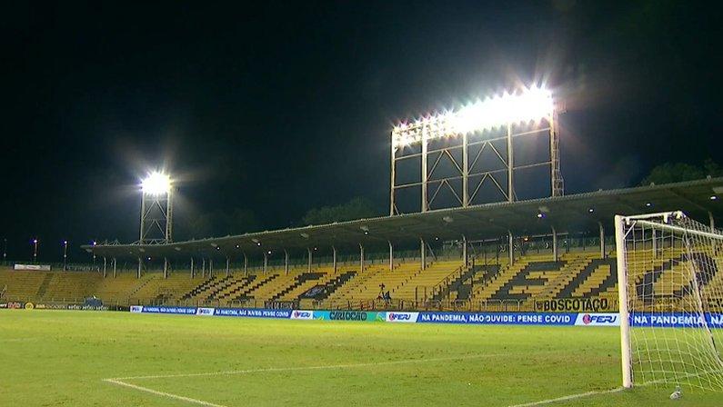 Estádio Raulino de Oliveira em Volta Redonda x Botafogo   Campeonato Carioca 2021