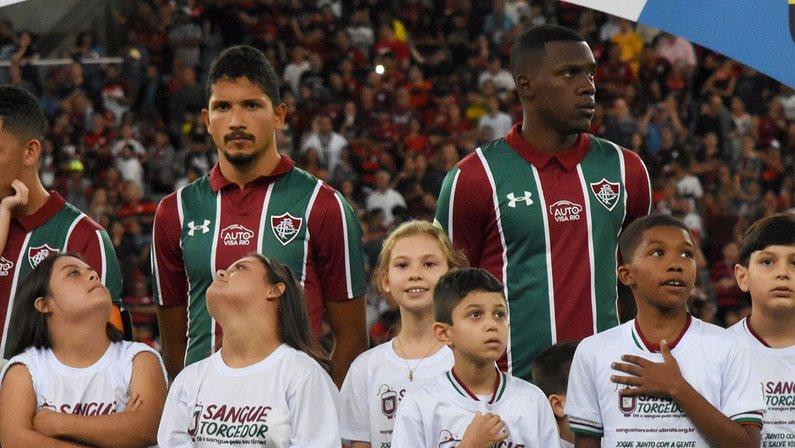 Yuri e Frazan - Fluminense