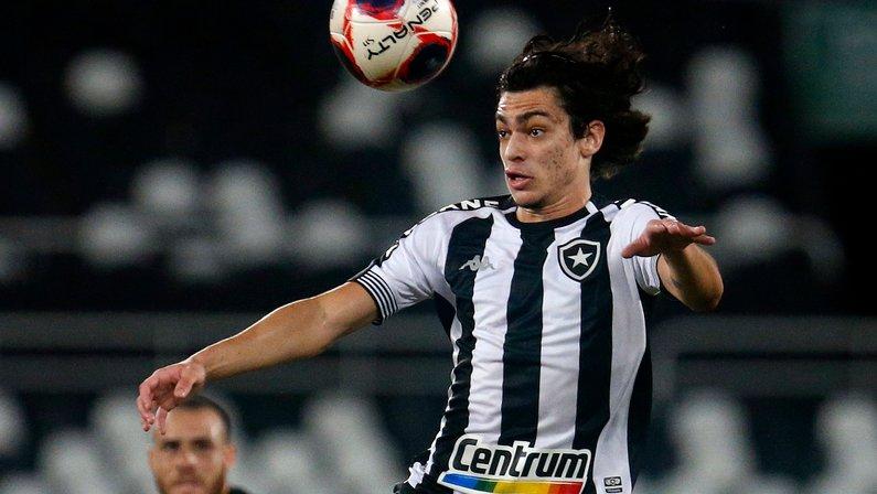 Matheus Nascimento - Botafogo x Nova Iguaçu