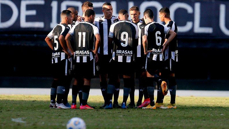 Elenco Botafogo - Copa do Brasil Sub-20