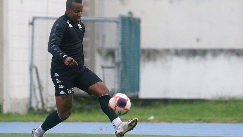 Botafogo: após sintomas no trato respiratório, Guilherme Santos testa negativo para Covid-19