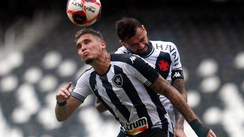 Rafael Navarro - Botafogo x Vasco