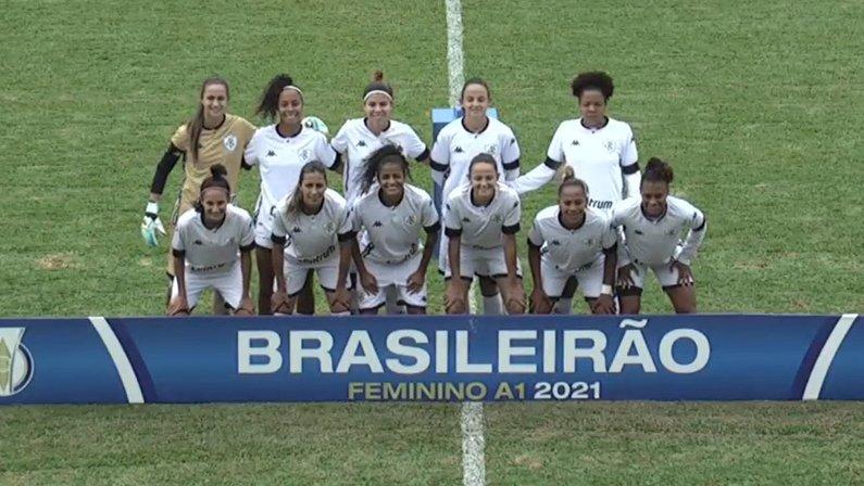 Avaí/Kindermann x Botafogo - Campeonato Brasileiro Feminino
