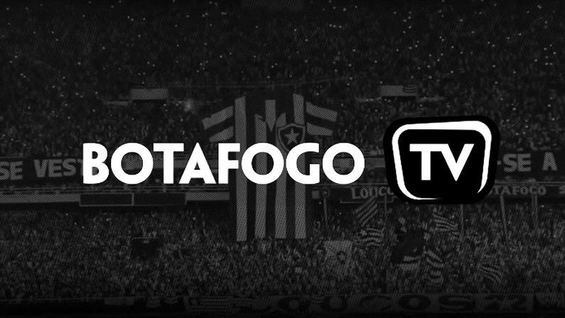 Nova vinheta da Botafogo TV no YouTube - versão 2021