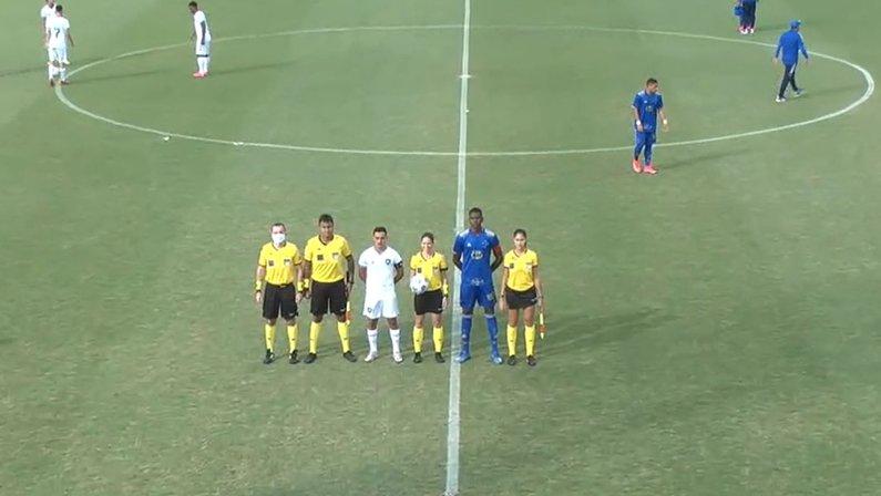Cruzeiro x Botafogo | Campeonato Brasileiro Sub-17