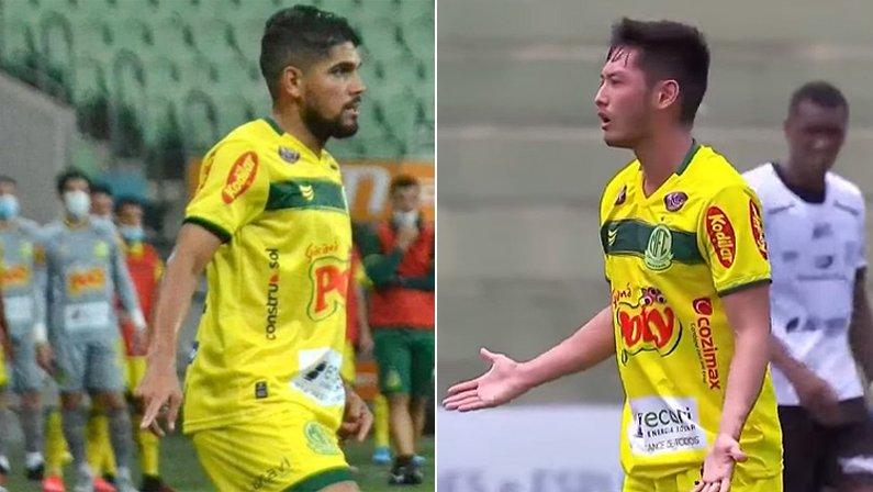 Daniel Borges e Luís Oyama, do Mirassol, são emprestados ao Botafogo