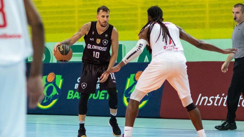 Duda Machado - NBPG/Ponta Grossa x Botafogo