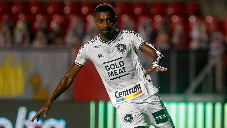 Kalou - Botafogo