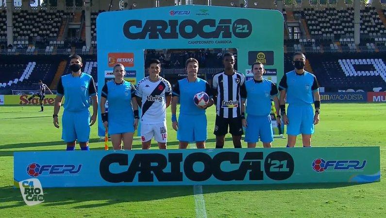 Kanu - Vasco x Botafogo - Final da Taça Rio
