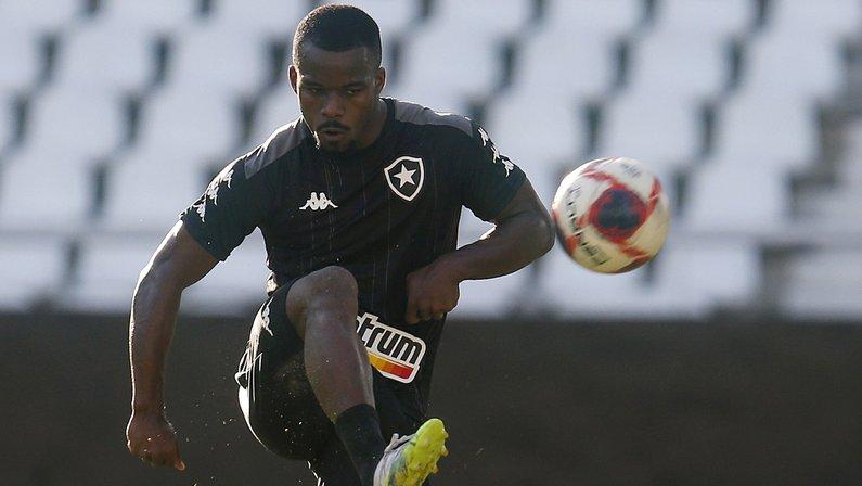 Kayque - Botafogo