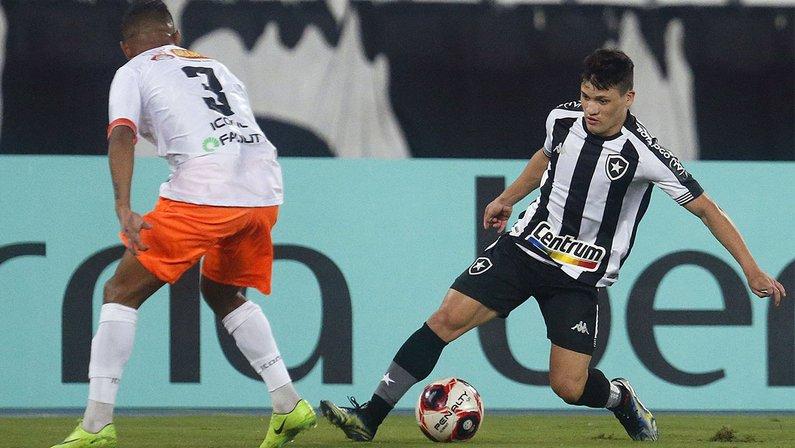 Ronald - Nova Iguaçu x Botafogo