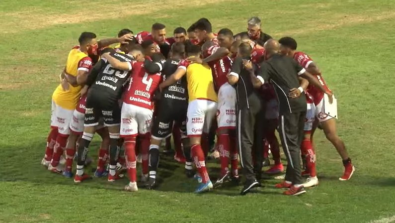 Vila Nova x Grêmio Anápolis - Final do Campeonato Goiano