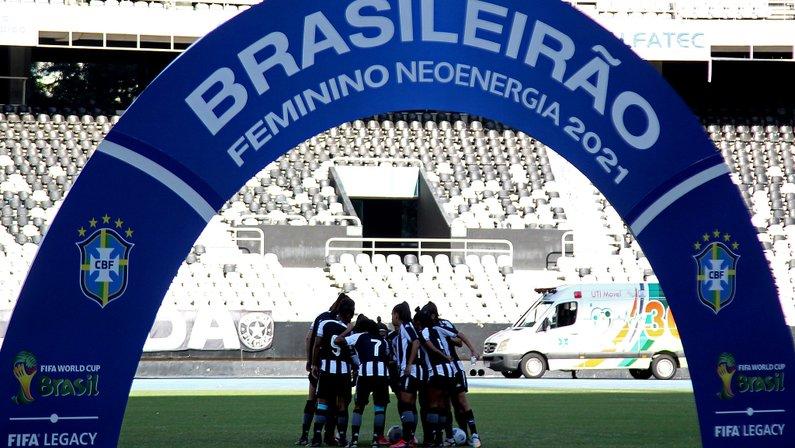 Botafogo x São José - Campeonato Brasileiro Feminino A1