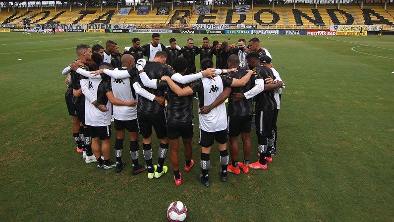 Botafogo x Vitória será em Volta Redonda, que terá 'rodada dupla' na próxima quarta