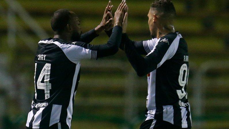 Ainda longe de ser brilhante, vitória é importante para Botafogo retomar confiança