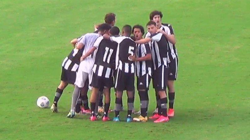 Base: Botafogo é goleado pelo Bahia por 7 a 2 no Campeonato Brasileiro Sub-17