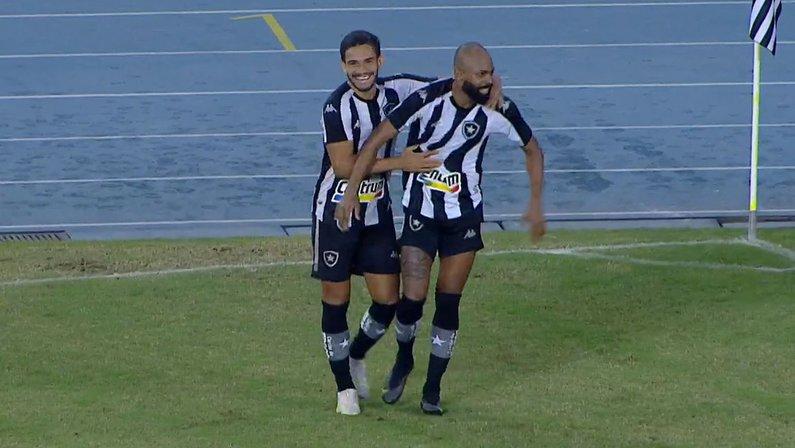 Gol de Chay - Botafogo x Coritiba